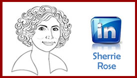 Sherrie Rose on Linked In