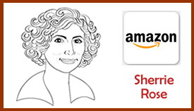 Sherrie Rose Amazon Author