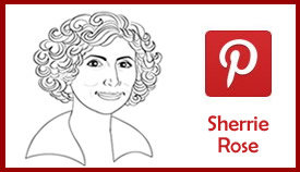 Sherrie Rose Pinterest Likes UP!